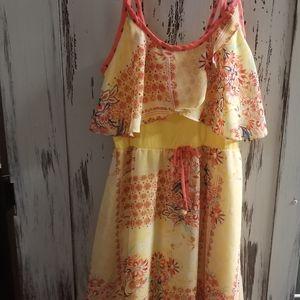 Jona Michelle girls summer party line dress